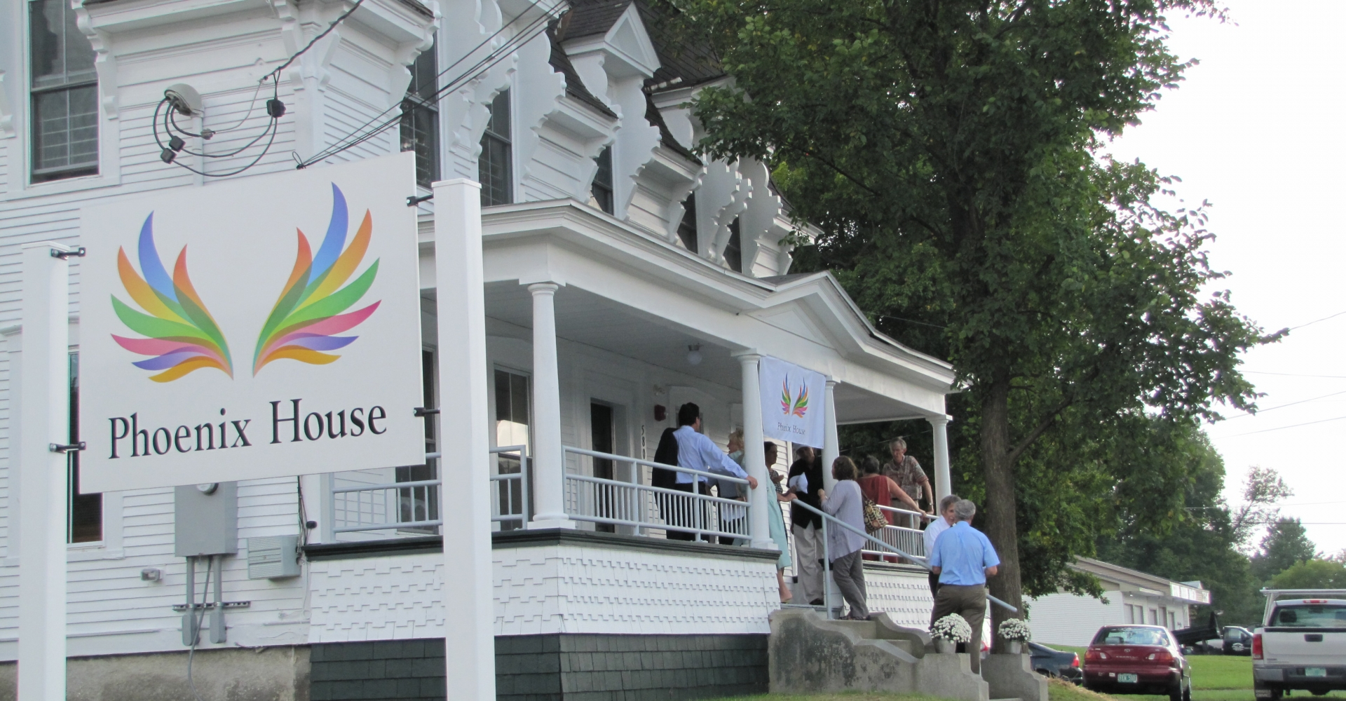 Phoenix House, Barre - Housing for men recovering from addiction