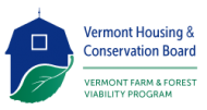 Vermont Farm & Forest Viability Program Logo